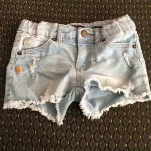 Girls Lucky Brand shorts size 4